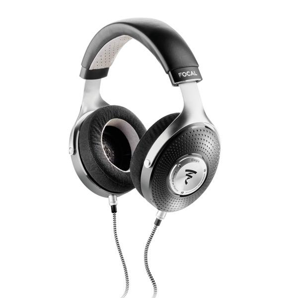 лучшая цена Охватывающие наушники Focal Elegia Black/Silver