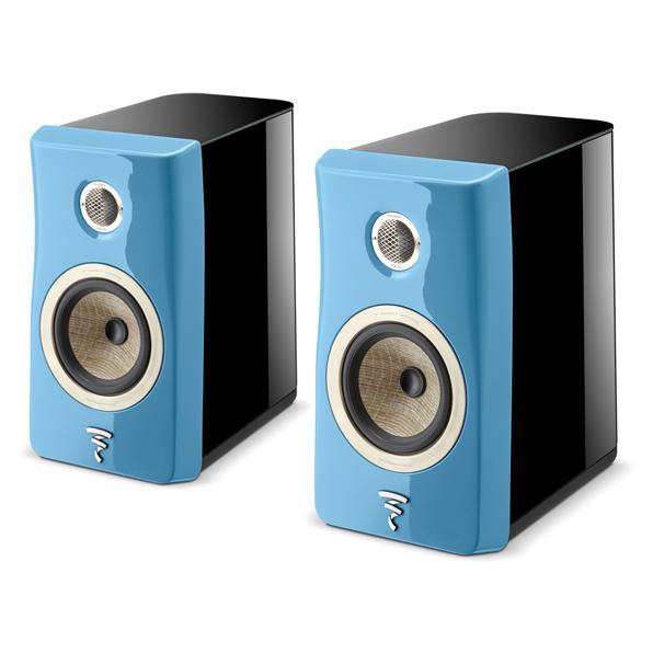Полочная акустика Focal Kanta №1 Gauloise Blue Lacquer