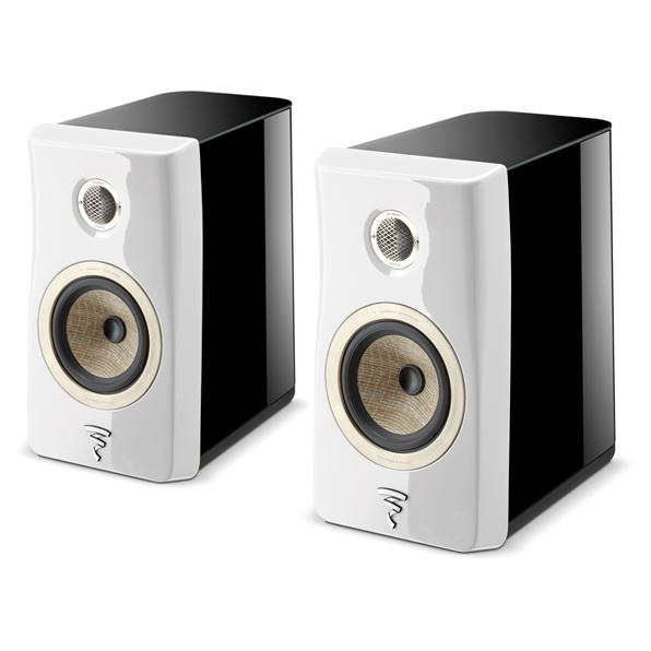 Полочная акустика Focal Kanta №1 Carrara White Lacquer