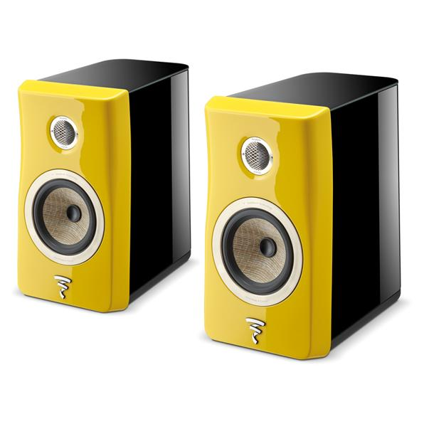 Полочная акустика Focal Kanta №1 Solar Yellow Lacquer