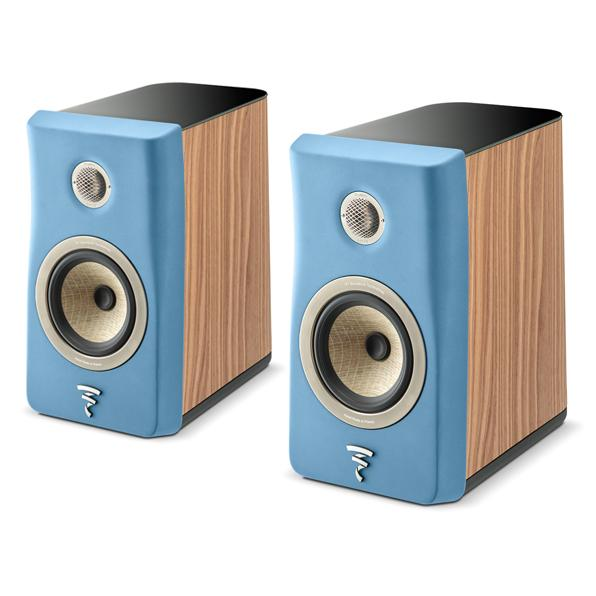 Полочная акустика Focal Kanta №1 Gauloise Blue Mat