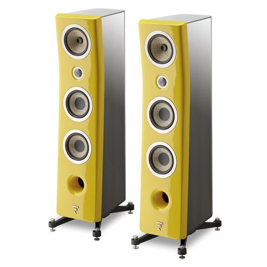 Напольная акустика Focal Kanta №2 Solar Yellow Lacquer стоимость