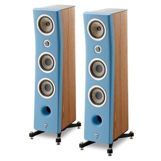 Напольная акустика Focal Kanta №2 Gauloise Blue Mat стоимость