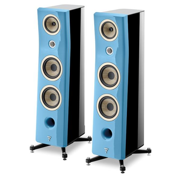 Напольная акустика Focal Kanta №3 Gauloise Blue Lacquer стоимость