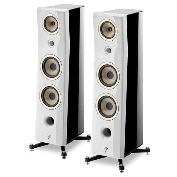 Напольная акустика Focal Kanta №3 White Lacquer стоимость
