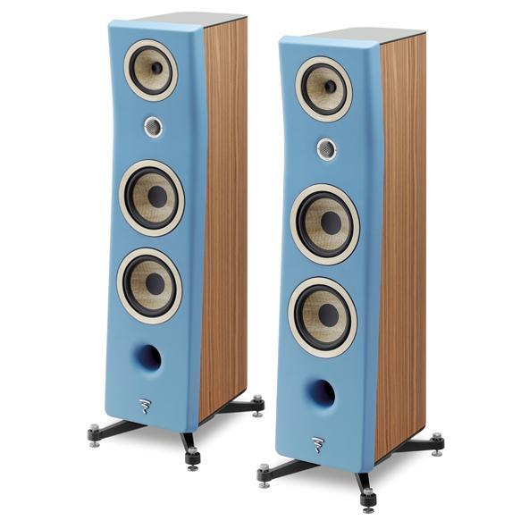 Напольная акустика Focal Kanta №3 Gauloise Blue Mat стоимость