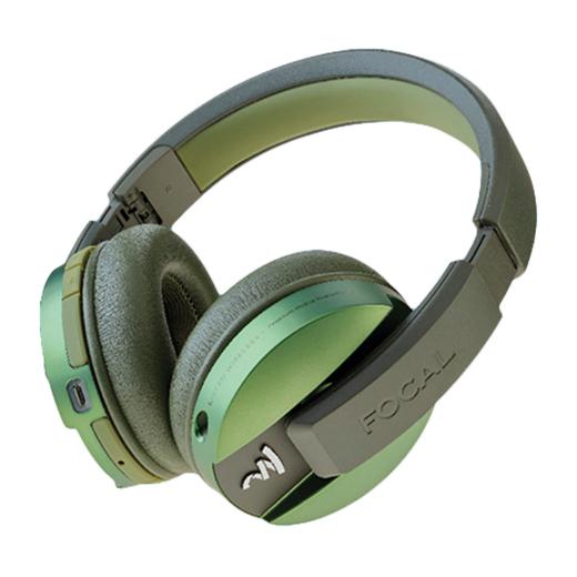 Беспроводные наушники Focal Listen Wireless Chic Edition Olive