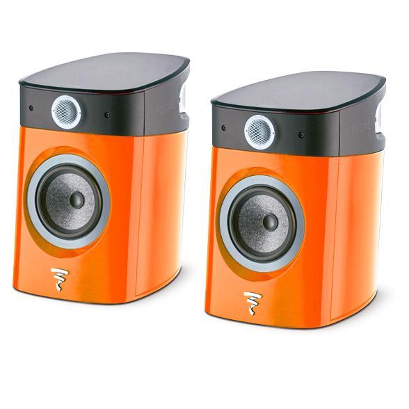 Полочная акустика Focal Sopra №1 Electric Orange цены