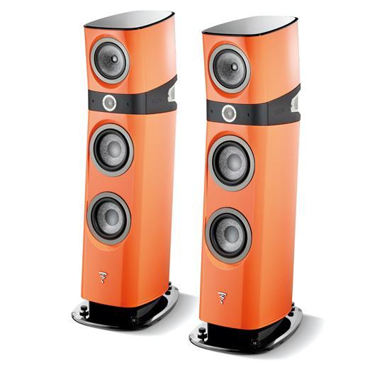 Напольная акустика Focal Sopra №2 Electric Orange