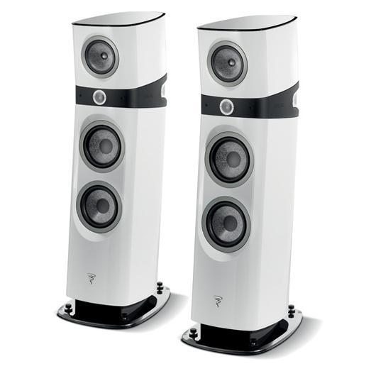 Напольная акустика Focal Sopra №3 Carrara White