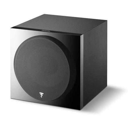 Активный сабвуфер Focal SUB 1000F Black/Gloss Black цена 2017
