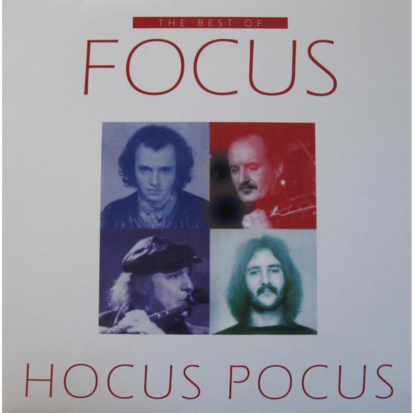 FOCUS - Hocus Pocus/best Of Focus (2 LP)