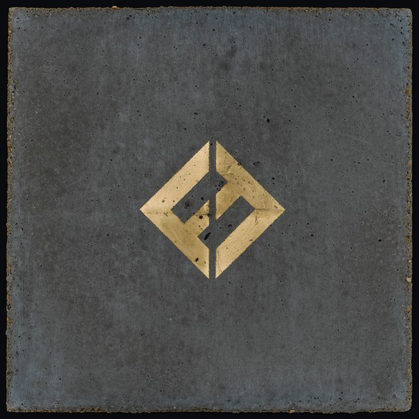 Foo Fighters Foo Fighters - Concrete And Gold (2 LP) виниловая пластинка foo fighters the colour and the shape