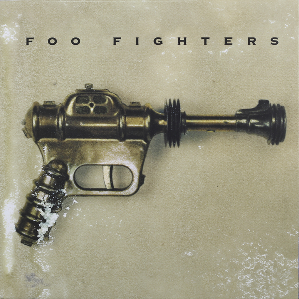 Foo Fighters Foo Fighters - Foo Fighters виниловая пластинка foo fighters the colour and the shape