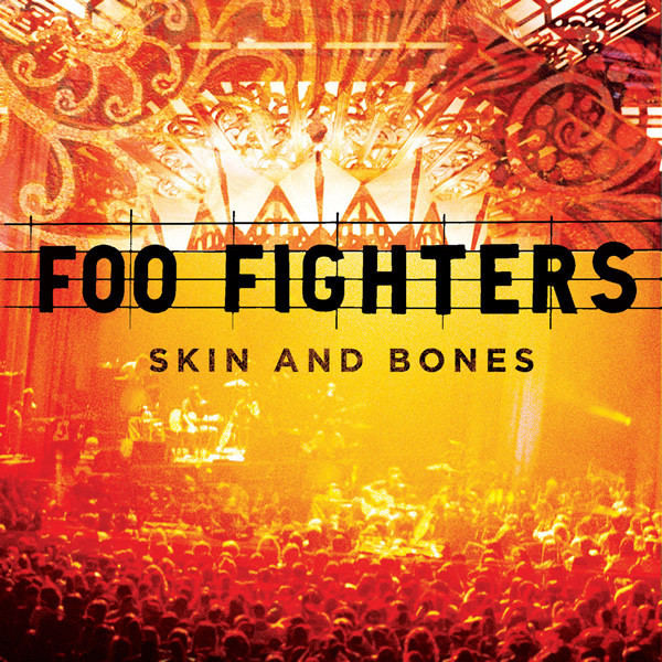 Foo Fighters Foo Fighters - Skin And Bones (2 LP) виниловая пластинка foo fighters the colour and the shape