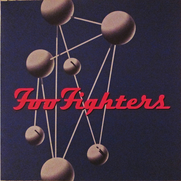 Foo Fighters Foo Fighters - The Colour And The Shape (2 LP) виниловая пластинка foo fighters the colour and the shape