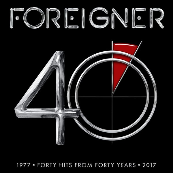 Foreigner Foreigner - 40 (2 LP) foreigner rockin at the ryman