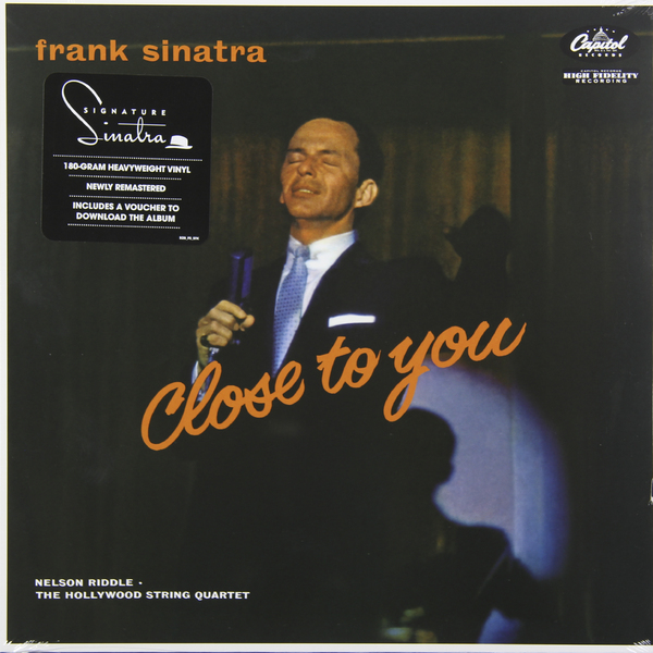 Frank Sinatra Frank Sinatra - Close To You (180 Gr) yes yes close to the edge 180 gr