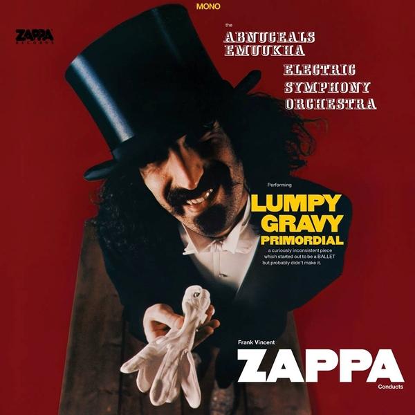 Frank Zappa Frank Zappa - Lumpy Gravy: Primordial (colour) все цены