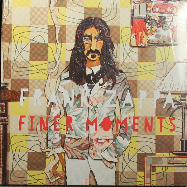 Frank Zappa Frank Zappa - Finer Moments цена и фото