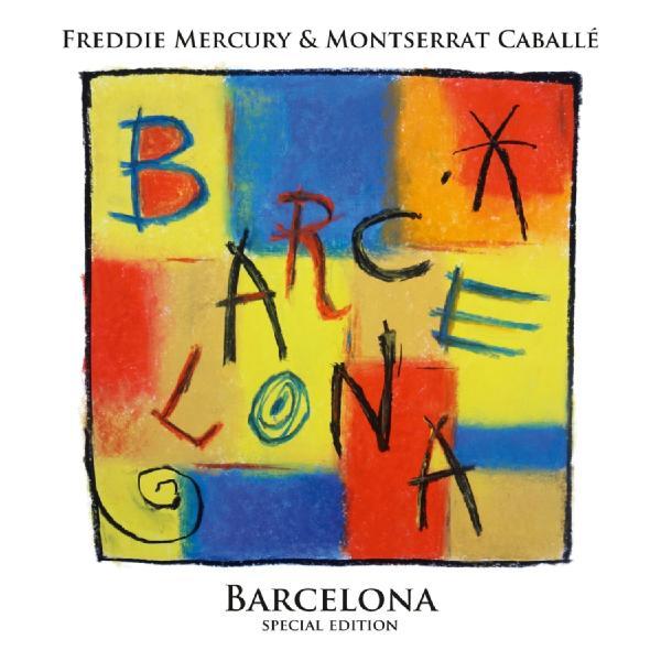 Freddie Mercury Montserrat Caballe - Barcelona (180 Gr)