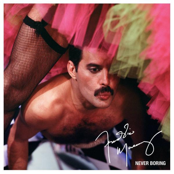 Freddie Mercury - Never Boring (180 Gr)