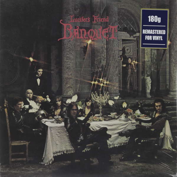 Lucifers Friend - Banquet (180 Gr)