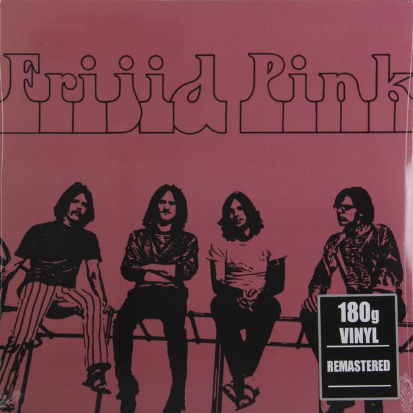 Frijid Pink - (180 Gr)