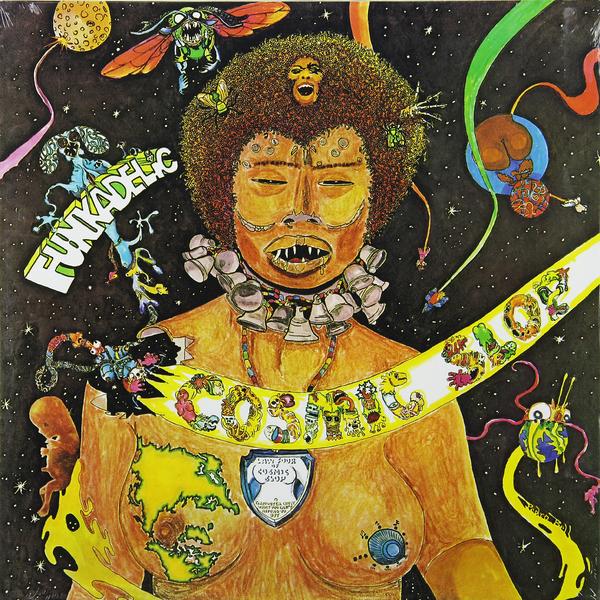 Funkadelic Funkadelic - Cosmic Slop цена