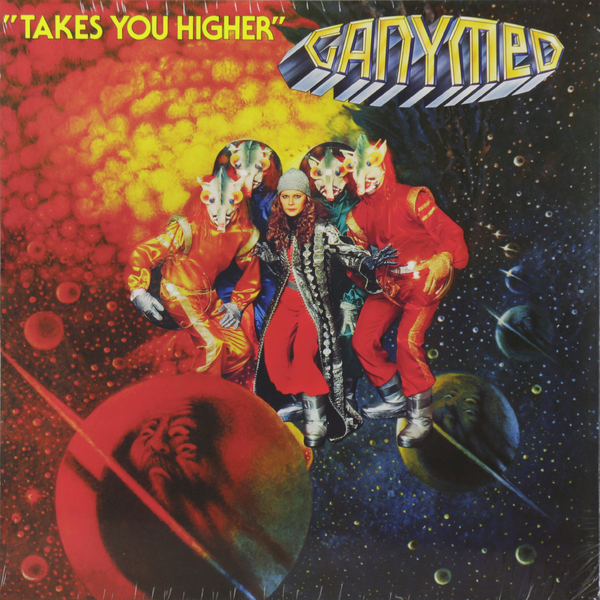 Ganymed Ganymed - Takes You Higher цена