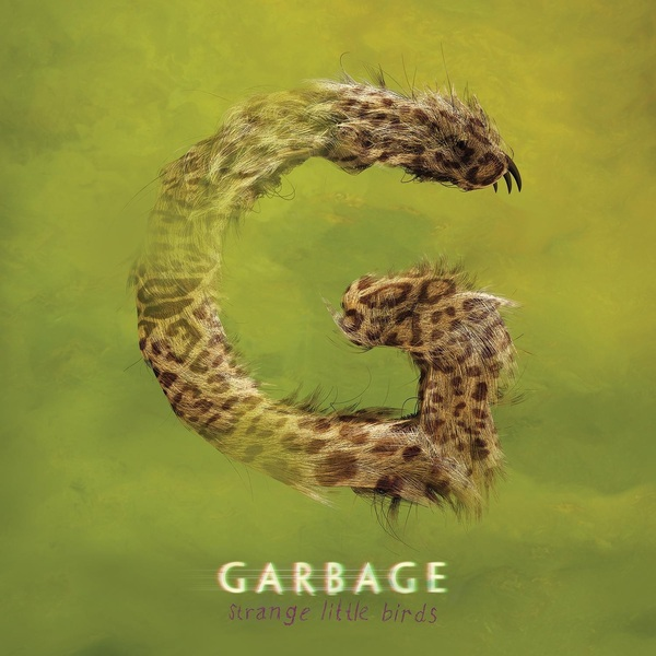 Garbage - Strange Little Birds (2 LP)