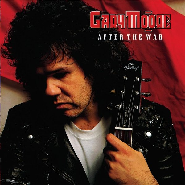 Фото - Gary Moore Gary Moore - After The War c l moore rosalie