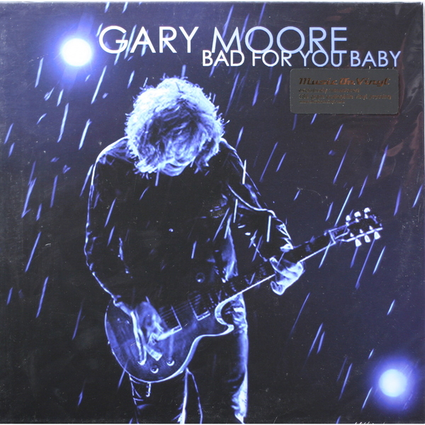 лучшая цена Gary Moore Gary Moore - Bad For You Baby (2 Lp, 180 Gr)