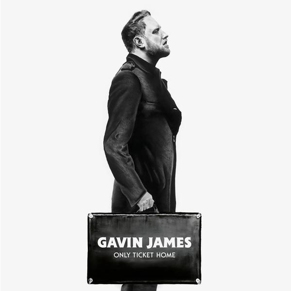 лучшая цена Gavin James Gavin James - Only Ticket Home (180 Gr)