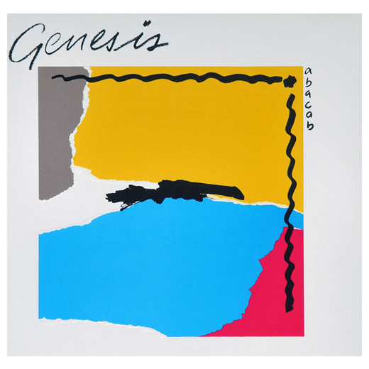 Genesis Genesis-abacab genesis genesis duke colour