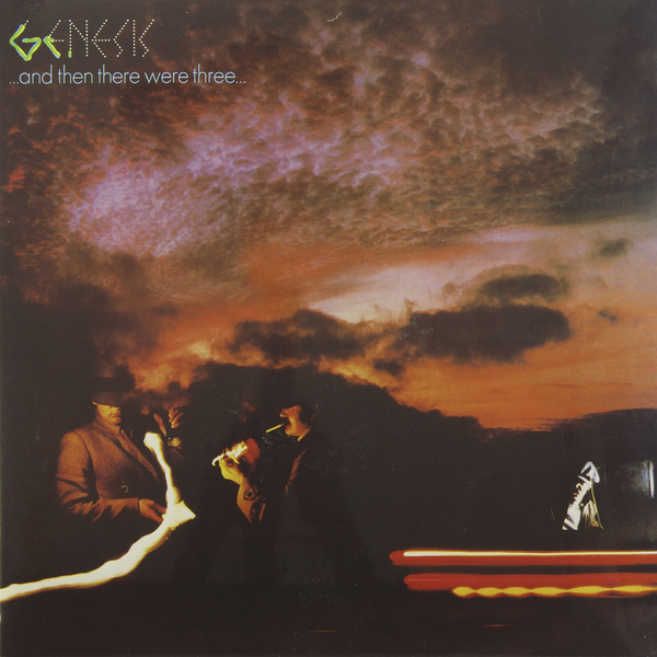 Genesis Genesis-and Then There Were Three