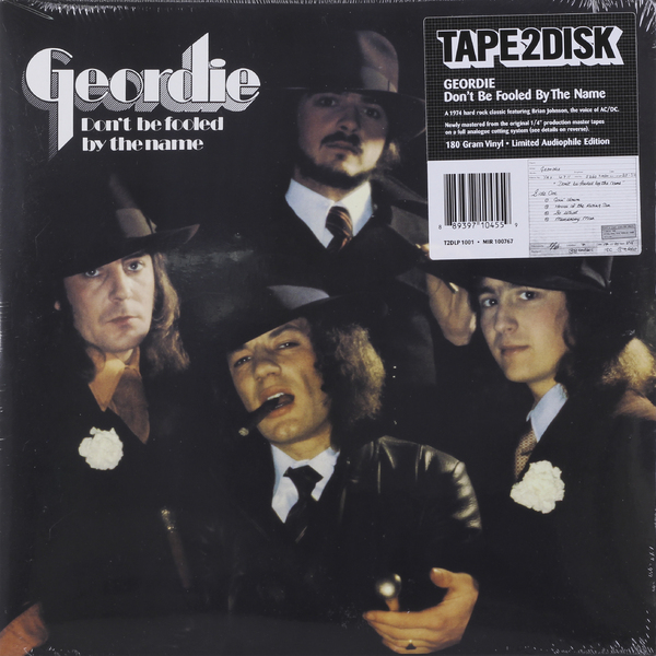 Geordie Geordie - Don't Be Fooled By The Name (deluxe Audiophile Edition) fables the deluxe edition book 8