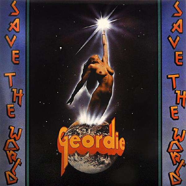 Geordie - Save The World (colour)