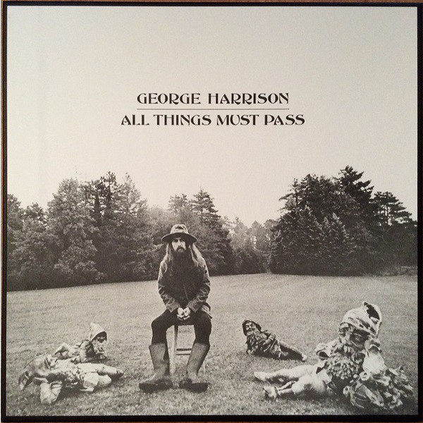 George Harrison George Harrison - All Things Must Pass (3 LP) george harrison george harrison living in the material world
