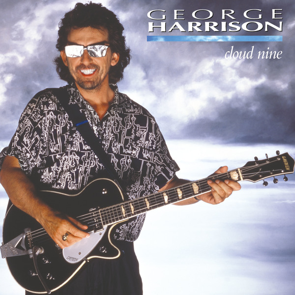 George Harrison George Harrison - Cloud Nine george harrison george harrison living in the material world