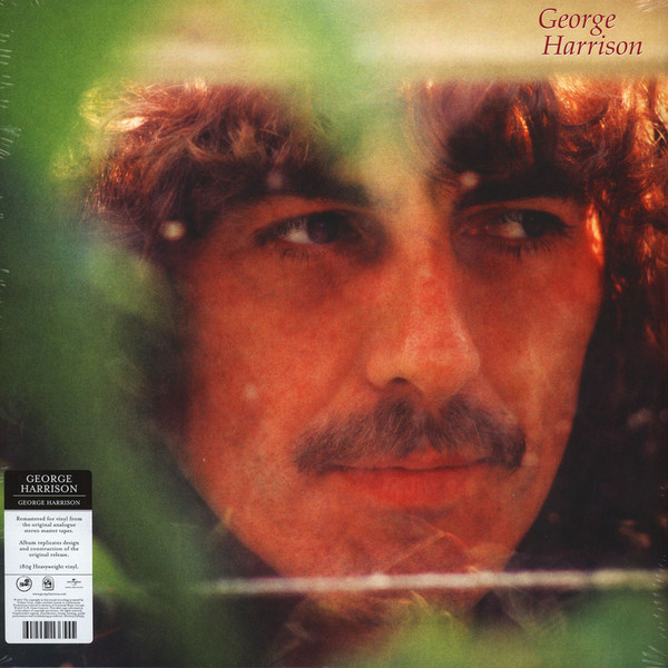 George Harrison George Harrison - George Harrison george harrison george harrison all things must pass 3 lp