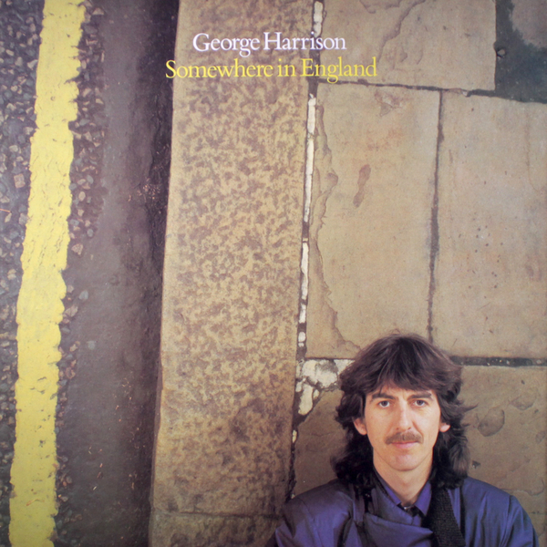 George Harrison George Harrison - Somewhere In England george harrison george harrison living in the material world
