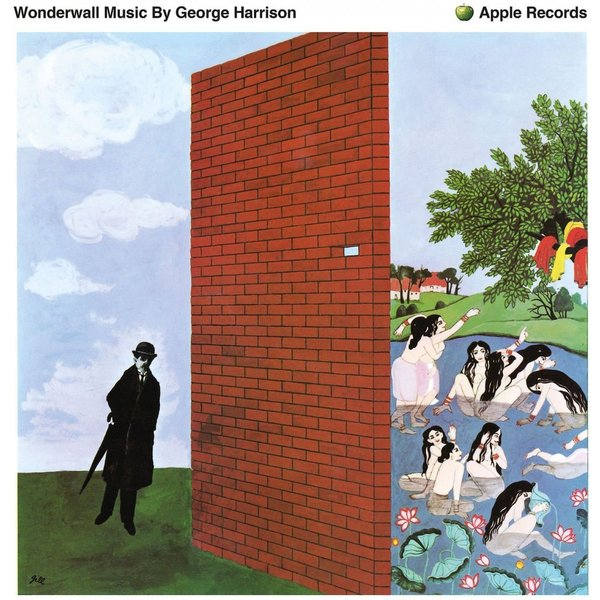 George Harrison George Harrison - Wonderwall Music george harrison george harrison all things must pass 3 lp