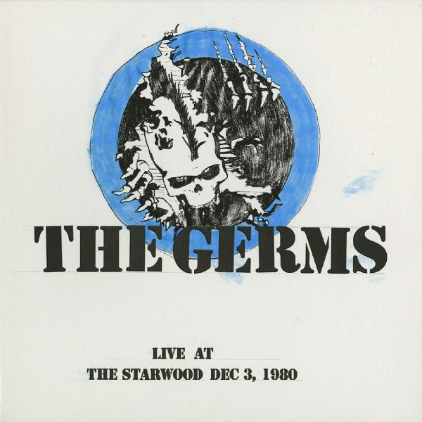 GERMS - Live At The Starwood Dec. 3, 1980 (2 Lp, 180 Gr, Colour)