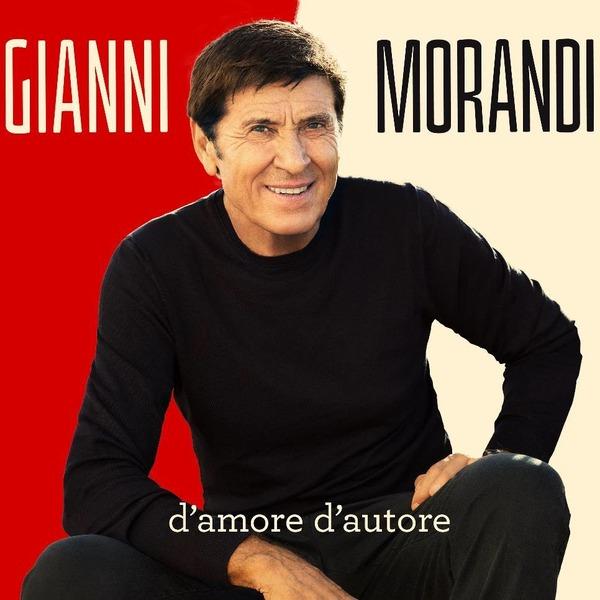 Gianni Morandi - Damore Dautore (180 Gr)