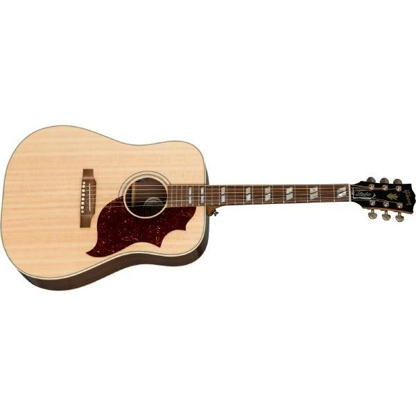 Гитара электроакустическая Gibson 2019 Hummingbird Studio Antique Natural