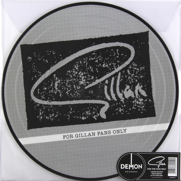 Gillan - For Fans Only