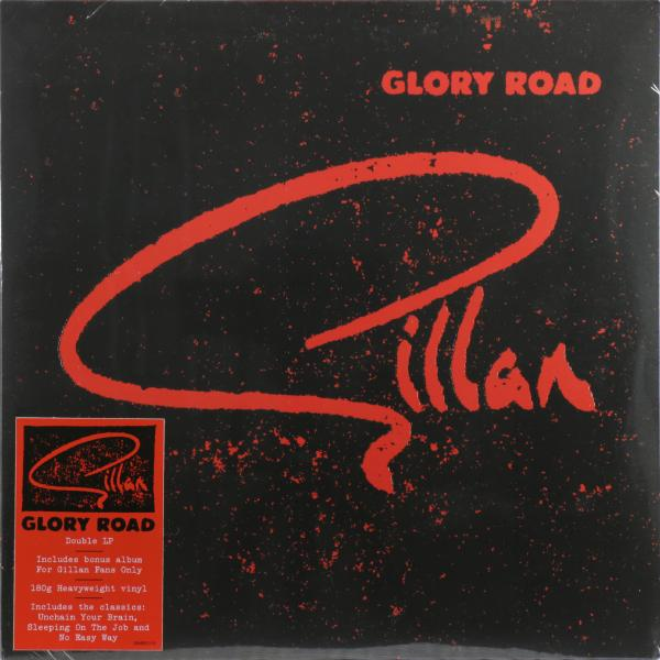 Gillan - Glory Road (2 LP)
