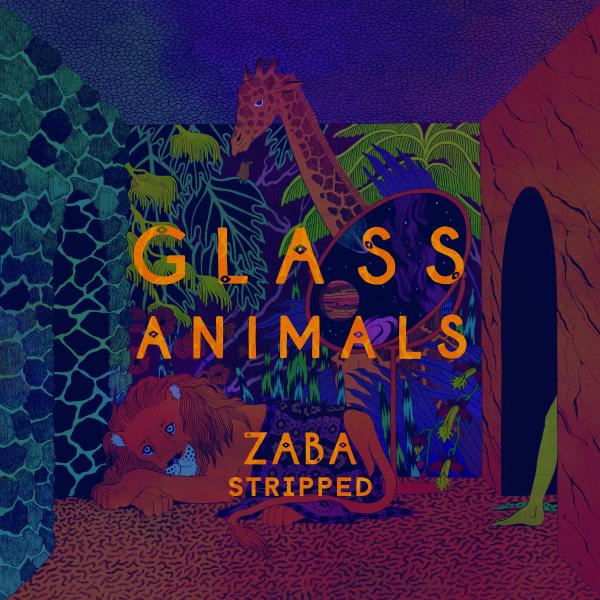 Glass Animals - Zaba (limited Edition)