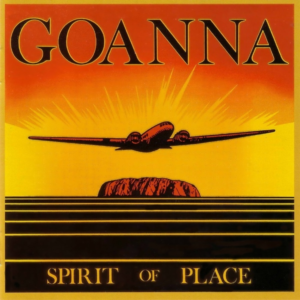 Goanna - Spirit Of Place (2 Lp, Colour)